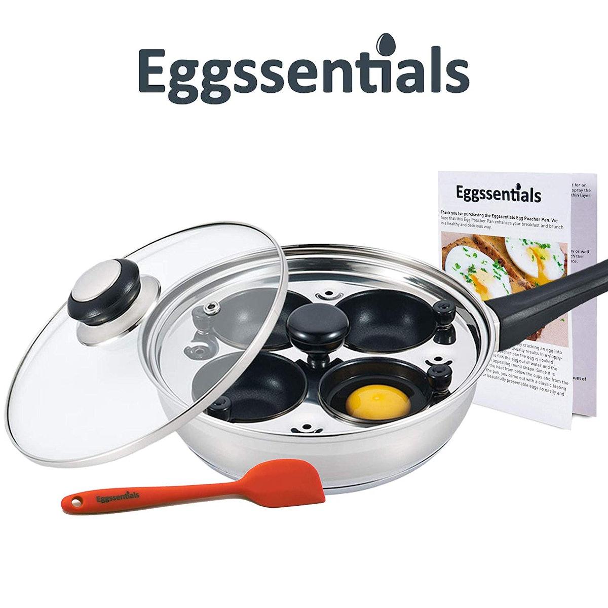 Eggsentials Egg Poacher