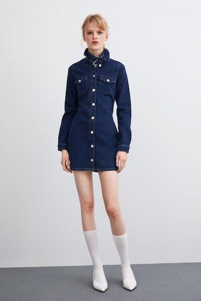 Authentic Denim Dress