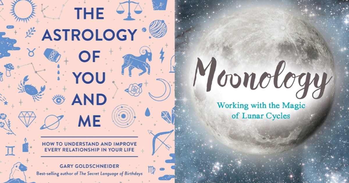 7 Astrology Books To Read If You're Ready To Step Up Your Celestial Game