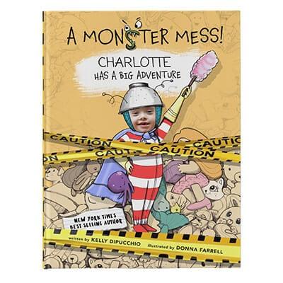 """""""A Monster Mess!"""""""