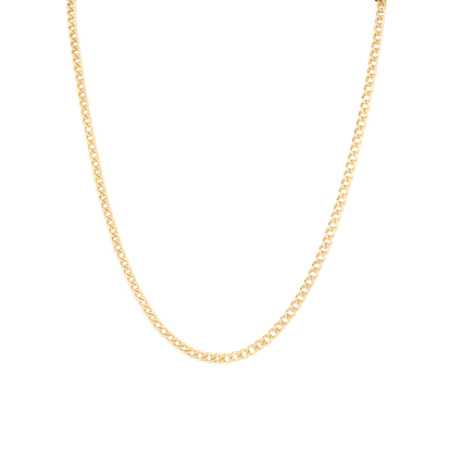 Curb Necklace