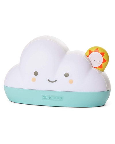 Skip Hop Dream & Shine Toddler Sleep Trainer Alarm Clock & Nightlight
