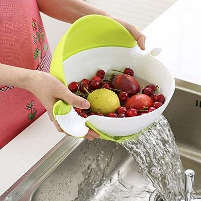 CHICHIC 2-In-1 Colander And Bowl