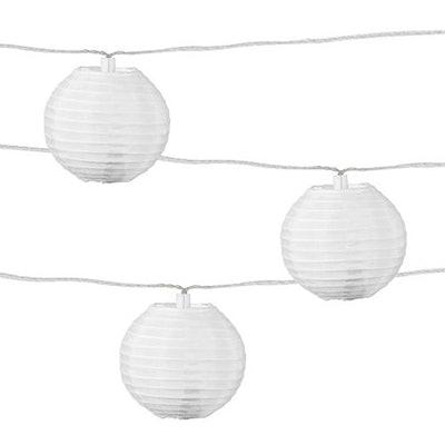 Soji Solar String Lights