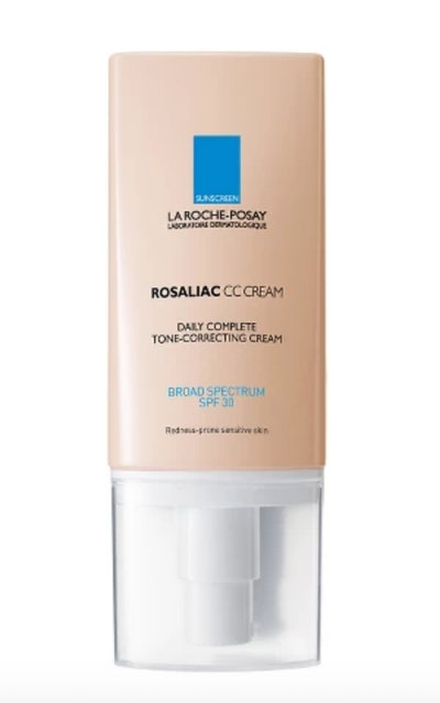 Rosaliac CC Daily Tone Correcting Face Cream