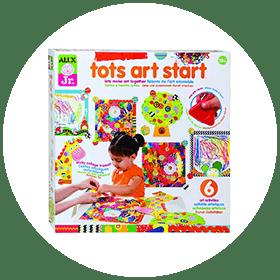 Tots Art Start Kit (2+)