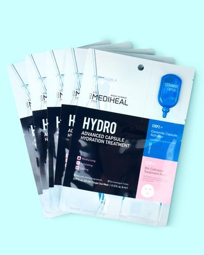 Hydro Advanced Capsule Hydration Treatment Sheet Mask