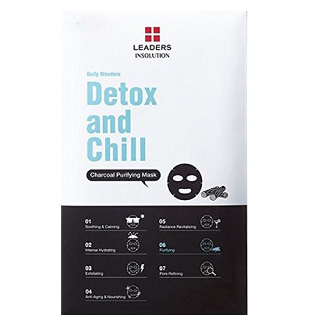 Leaders Daily Wonders Detox & Chill Mask