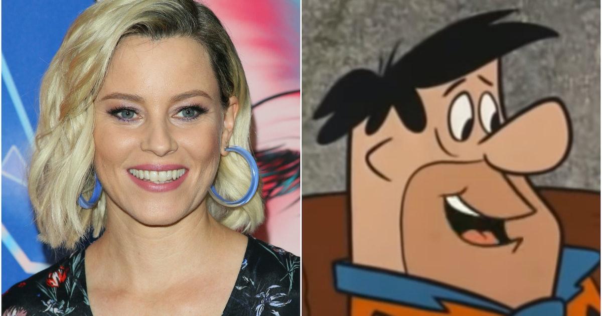 Elizabeth Banks Is Rebooting 'The Flintstones,' Because We Deserve To Yabba Dabba Do