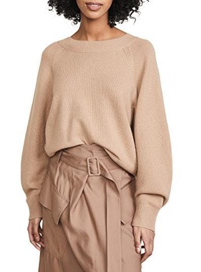 Raglan Sleeve Dolman Pullover