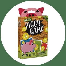Piggy Bank Card Game (4+)