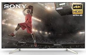 Sony 65-Inch 4K Ultra HD Smart LED TV