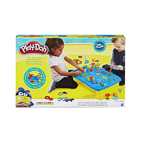 Play N' Store Activity Table (3+)