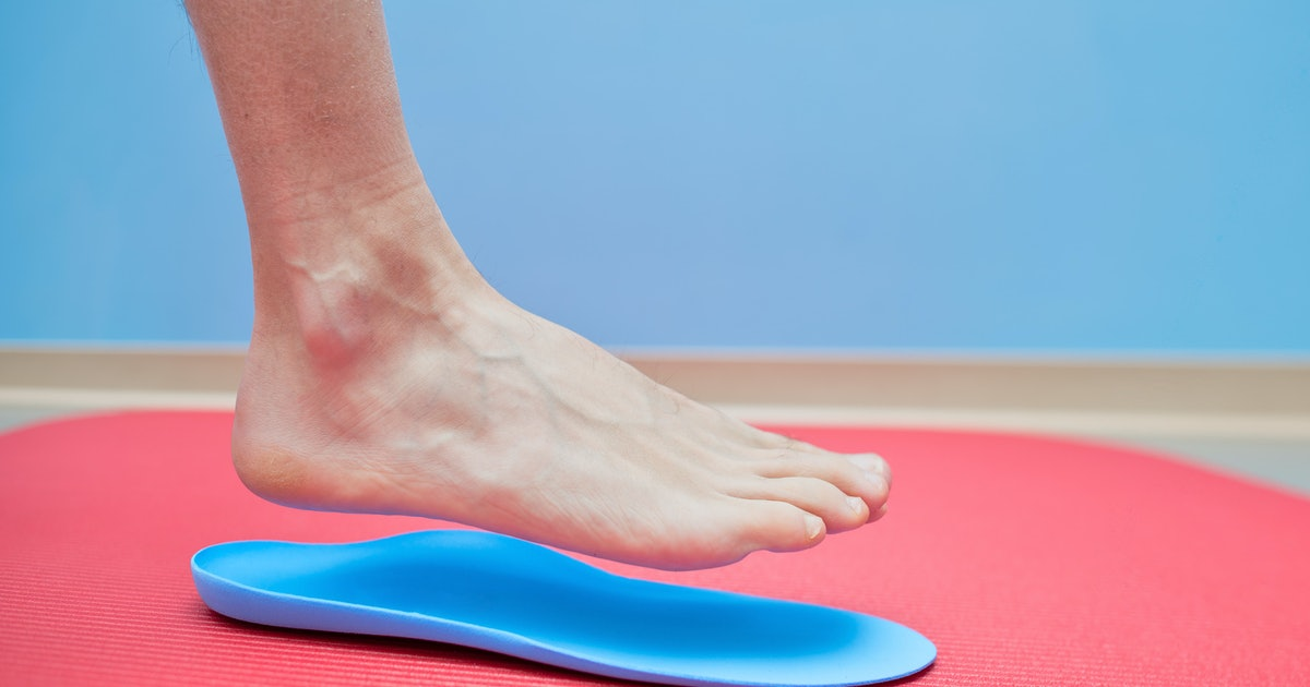 The 3 Best Orthotics For Flat Feet