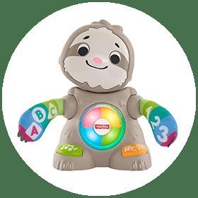 Linkimals Interactive Sloth (9m+)