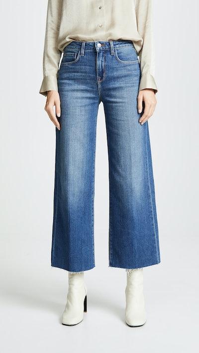Danica Wide Leg Jeans