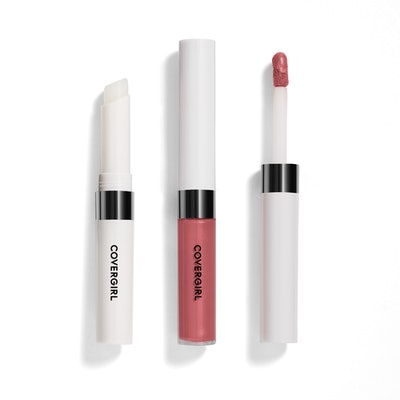 CoverGirl Outlast All-Day Moisturizing Lip Color 2-Pack