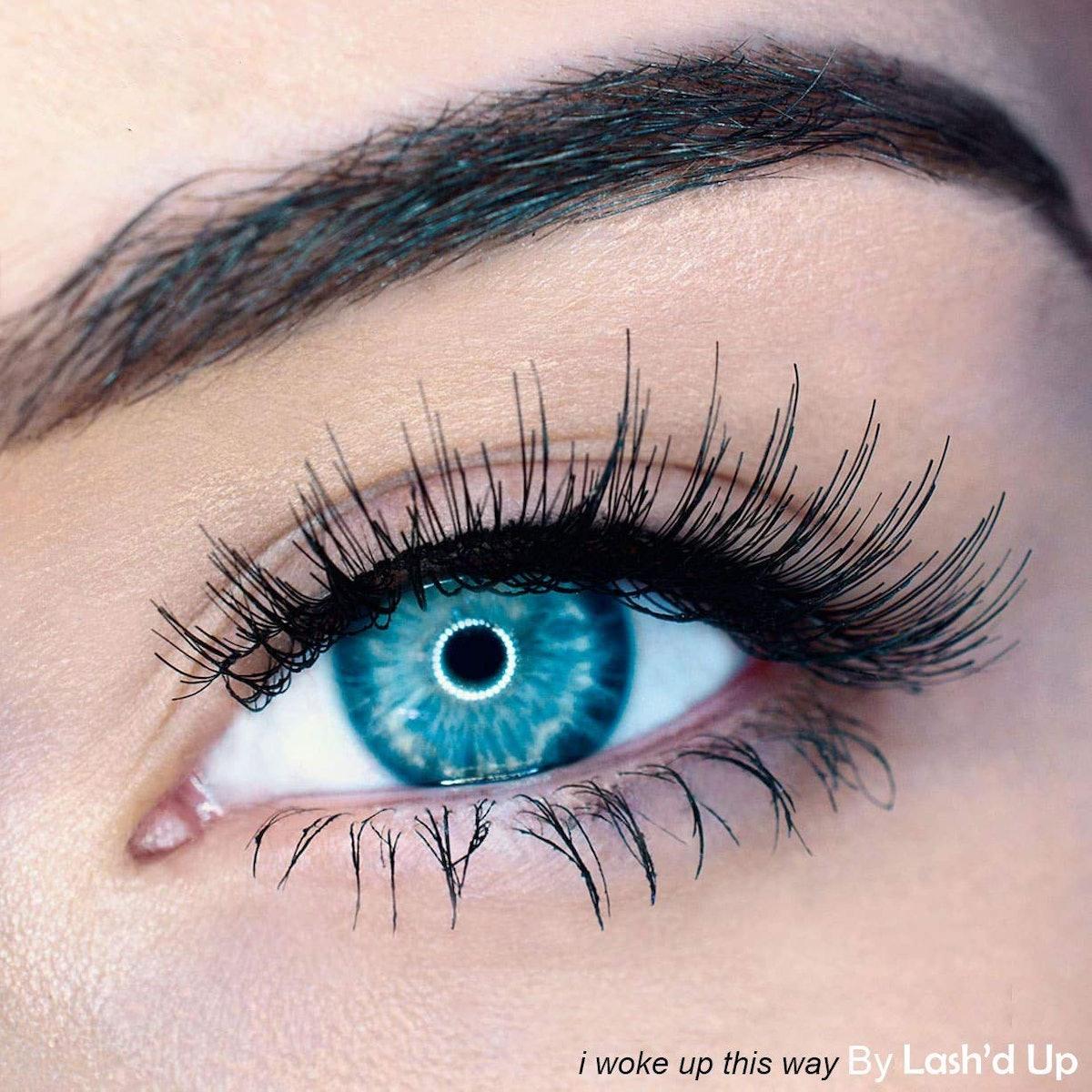 Lash'd Up Magnetic Eyelashes