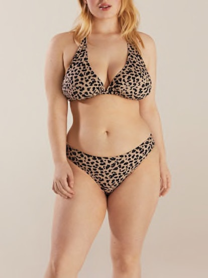Leopard Bikini Top & Bottom