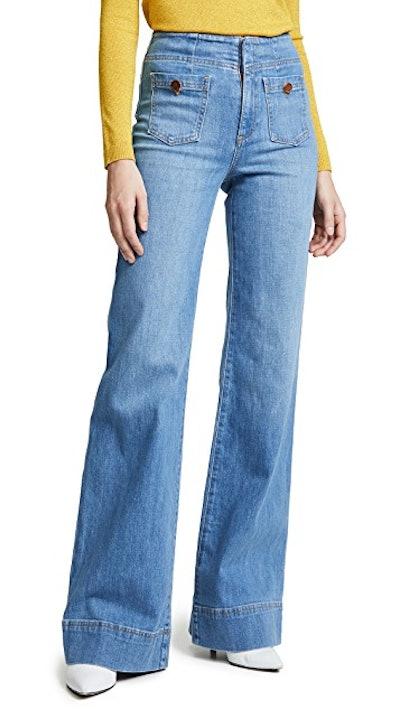 Gorgeous Wide Leg Jeans