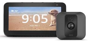 Echo Show 5 With Blink XT2 Outdoor/Indoor Smart Security Camera