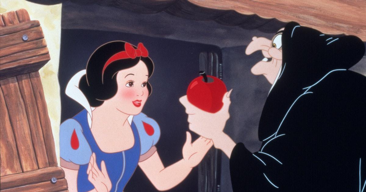 10 Gruesome Original Stories Behind Disney Movies