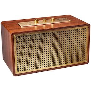 AmazonBasics Vintage Retro Bluetooth Speaker