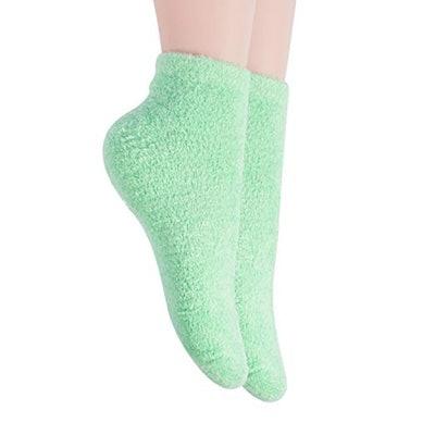 Bucky Aloe-Infused Spa Socks