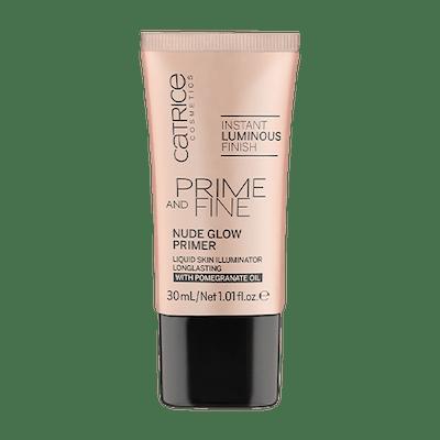 Prime and Fine Nude Glow Primer