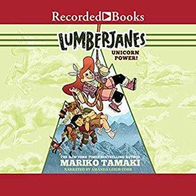 'Lumberjanes' by Mariko Tamaki