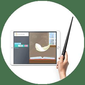 Harry Potter Build A Wand Coding Kit (6+)