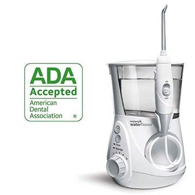 Waterpik Water Flosser Electric Dental Countertop Oral Irrigator For Teeth – Aquarius Professional