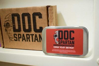 Doc Spartan Combat Ointment