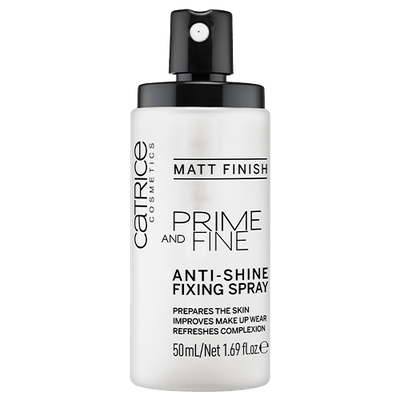Prime And Fine Mattifying Finishing Spray