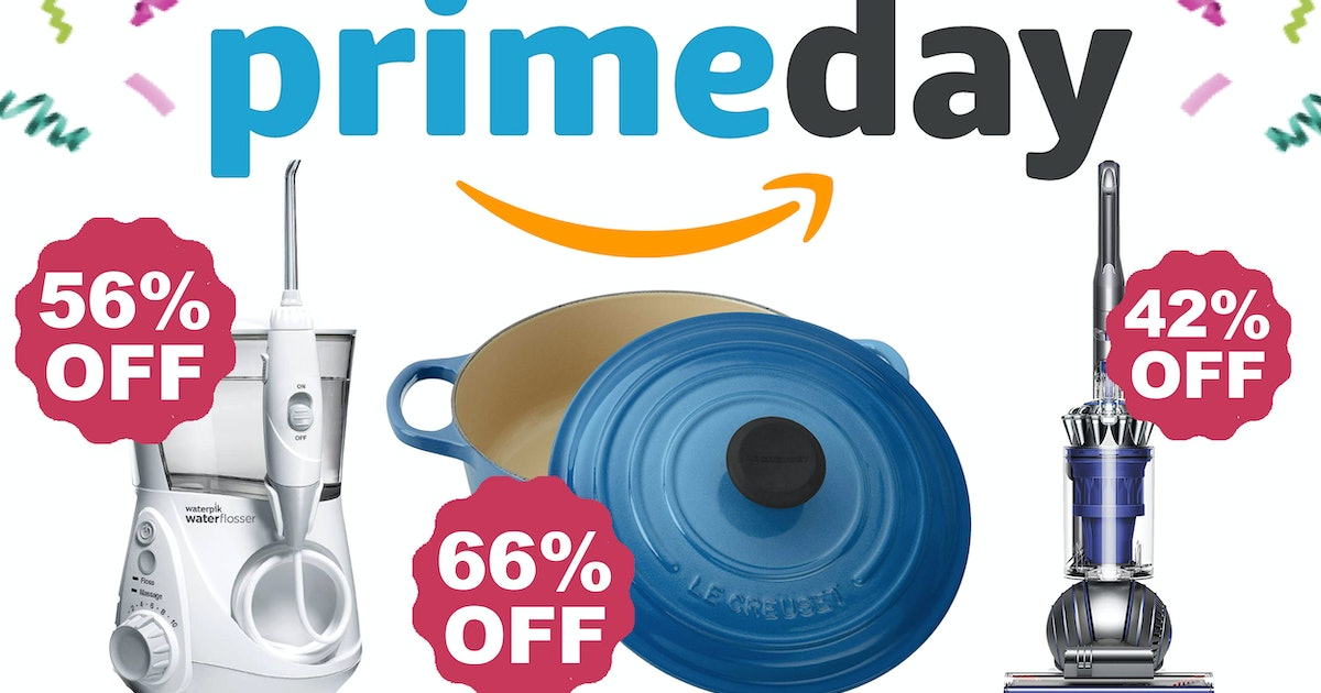 3a01ad6cecb25 Your Guide To Prime Day's Most Amazing Deals Today (Up To 80% Off ...