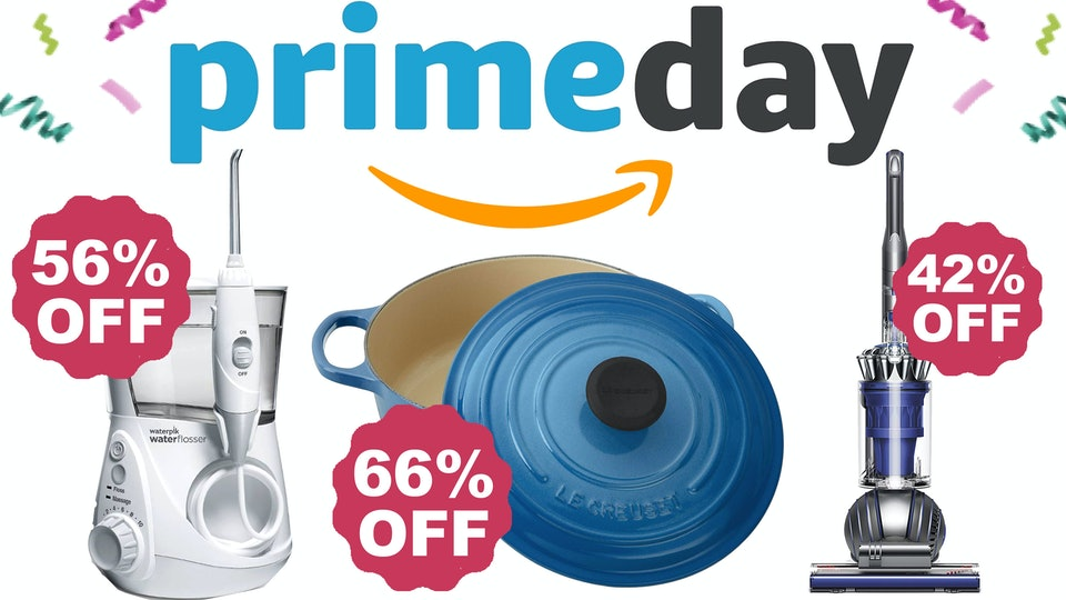 8e9b72e67a24a Your Guide To Prime Day's Most Amazing Deals Today (Up To 80% Off ...