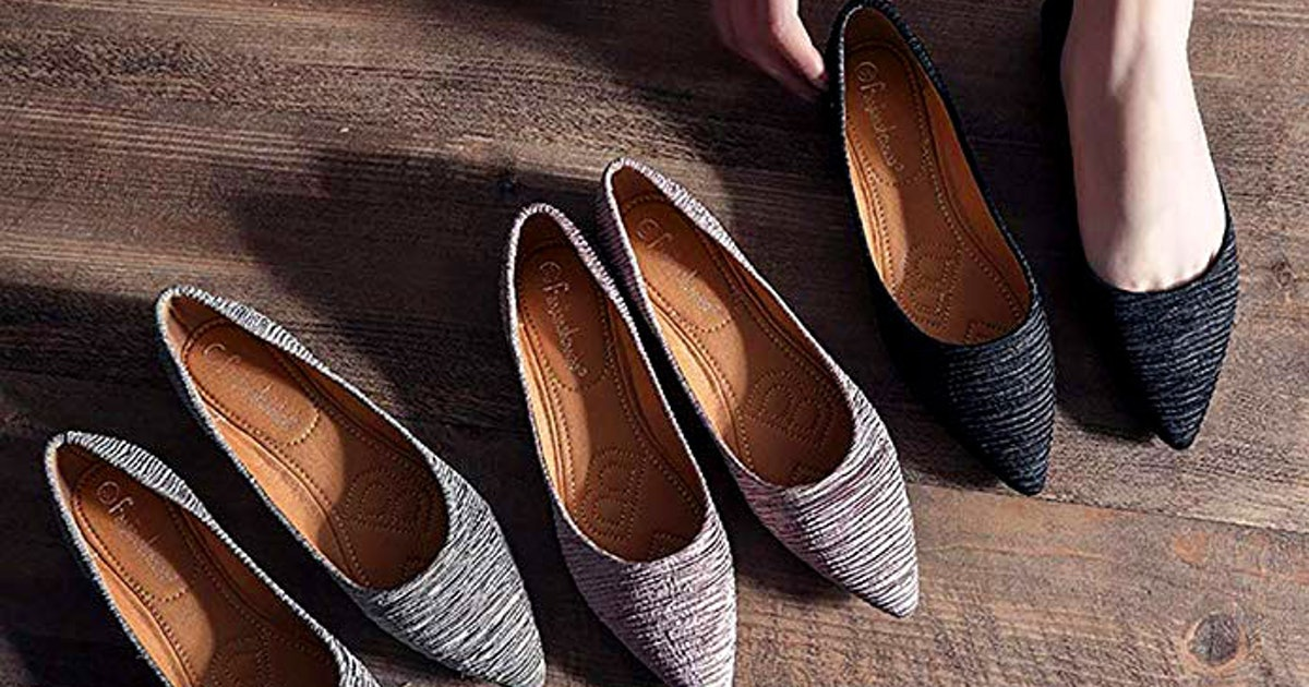 The 6 Most Comfortable Ballet Flats