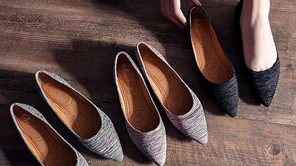 8c2841e30 The 6 Most Comfortable Ballet Flats