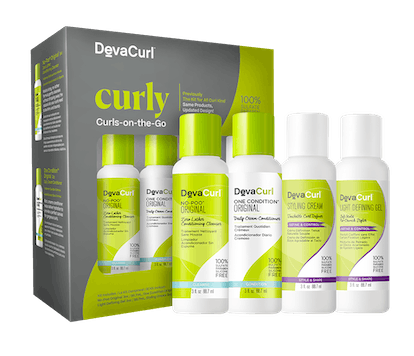 Curls On The Go Kit