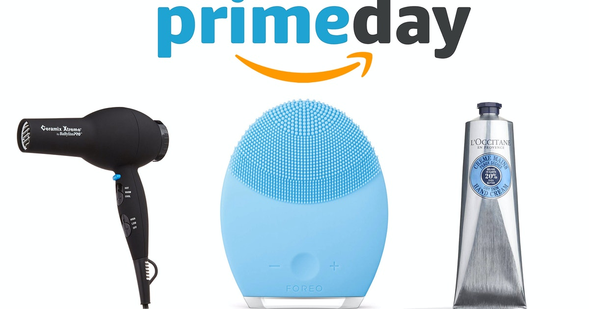 Here Are Prime Day's Incredible Beauty Deals (Save Up To 80% Before They Sell Out Today)