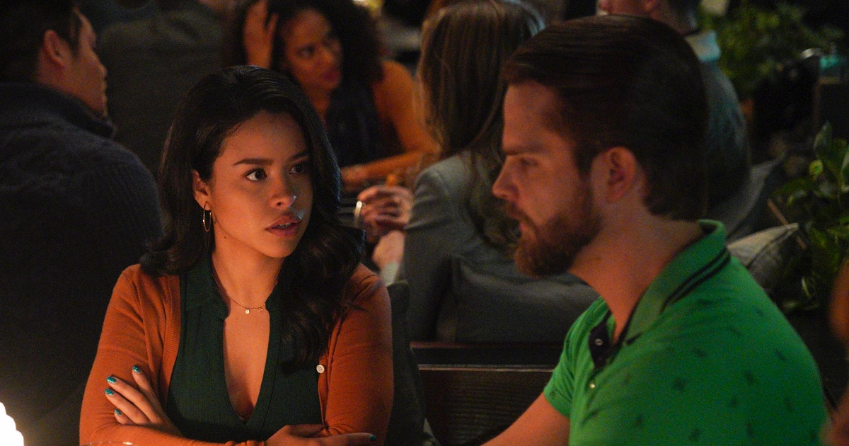 Mariana & Evan's Relationship On 'Good Trouble' Is A Jarring Reminder Of The Double Standards Women Face At Work