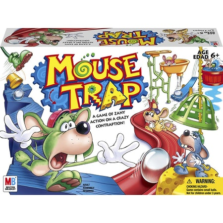Mouse Trap Board Game For Kids
