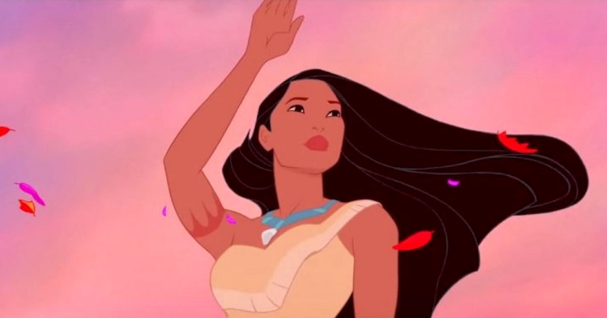 A Live-Action 'Pocahontas' Movie Is Rumored To Be In The Works At Disney