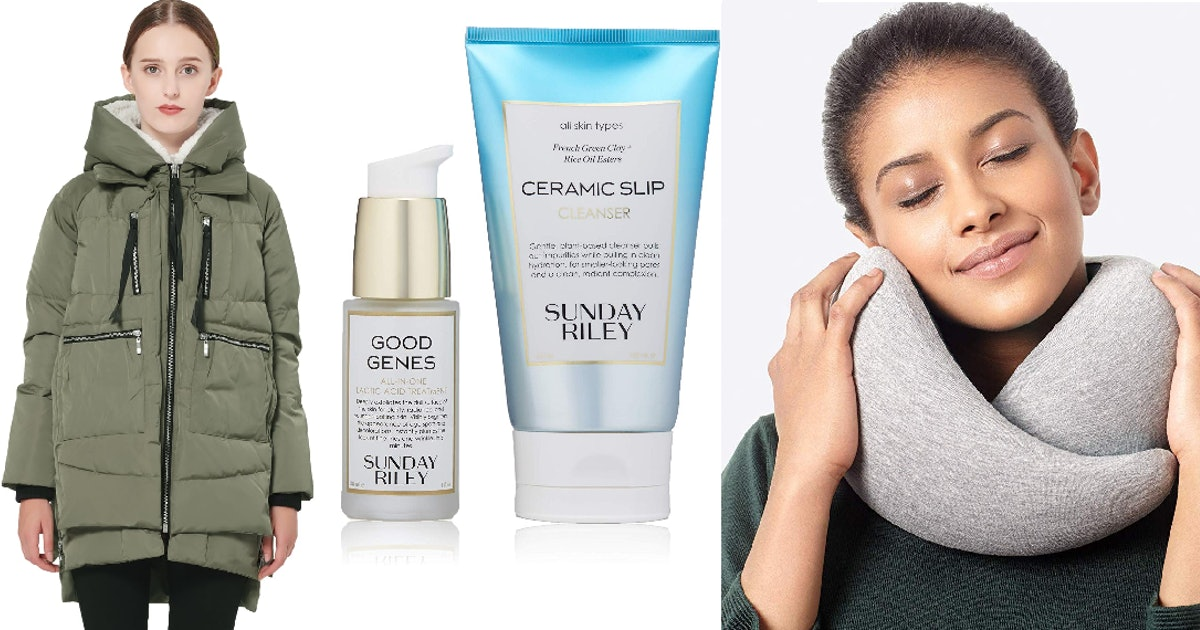 10 Viral Items On Sale For Amazon Prime Day, From Puffy Coats To Influencer Beauty Brands