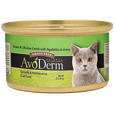 AvoDerm Natural Wet Cat Food