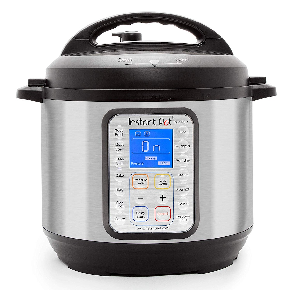Instant Pot DUO Plus 60, 6 Qt 9-in-1 Multi- Use Programmable Pressure Cooker, Slow Cooker, Rice Cook...