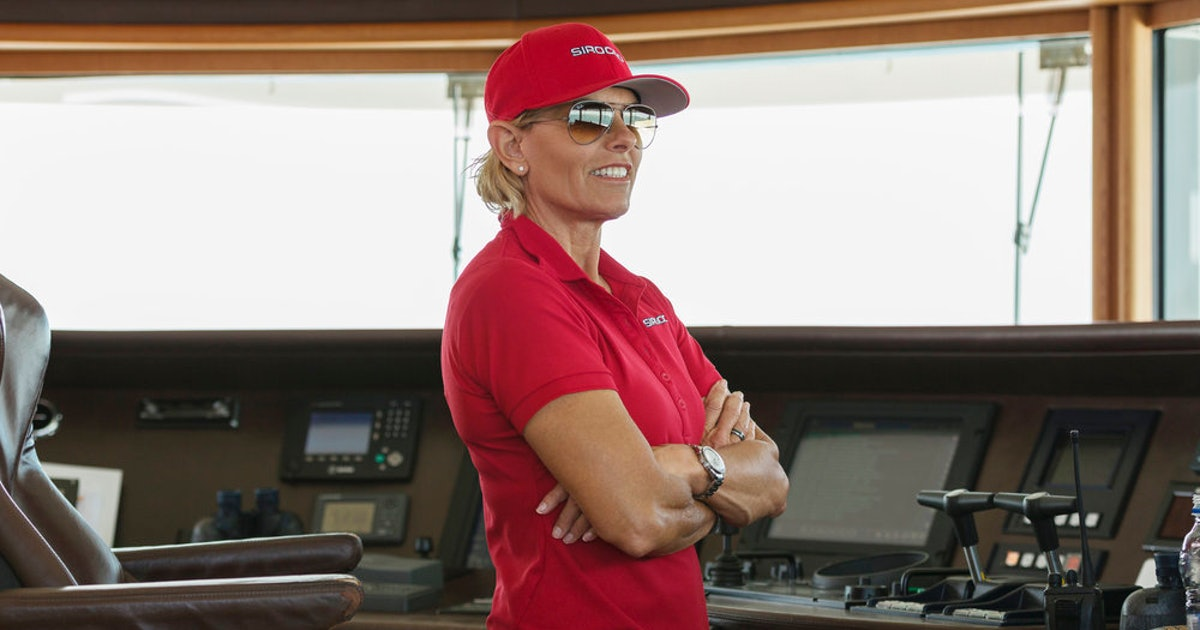June Foster's Instagram From 'Below Deck Med' Will Help You Get To Know The New Stew