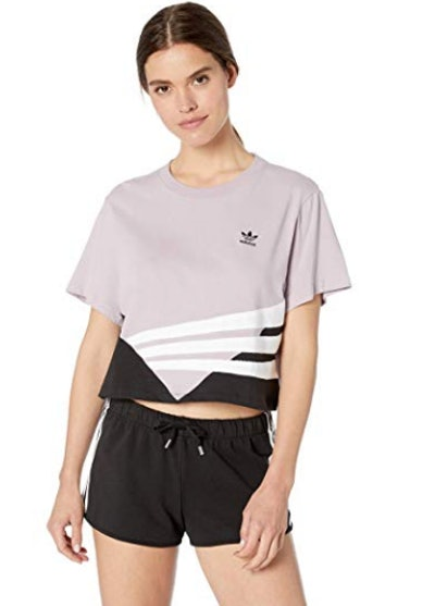 Adidas Originals Women's Crop Tee