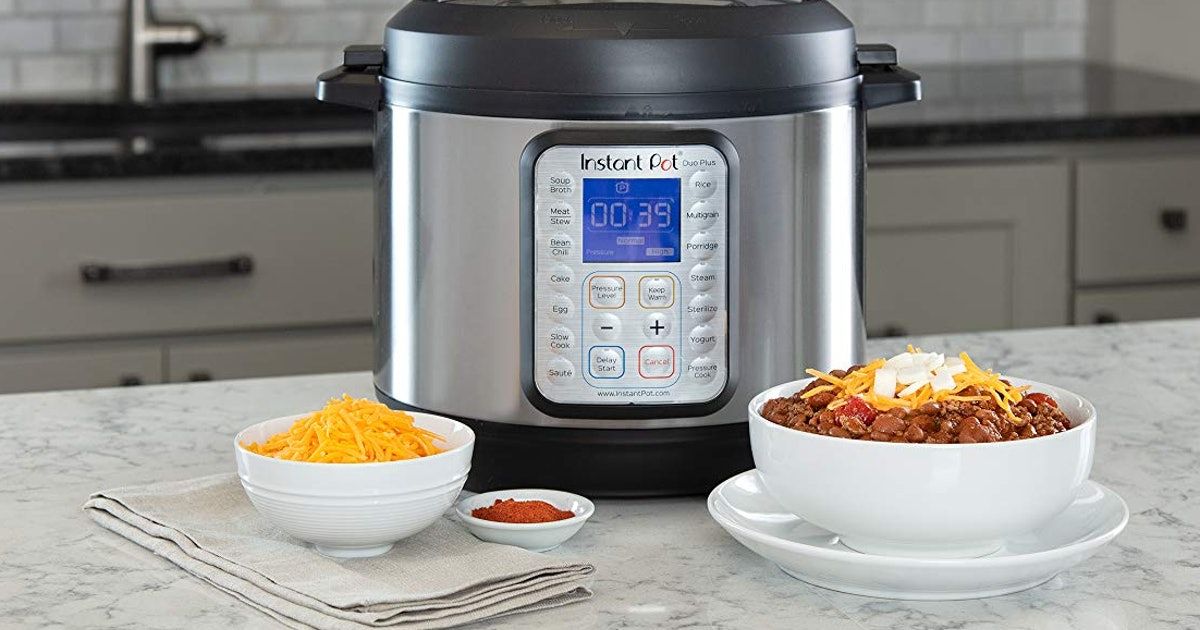 The Instant Pot Is Up To 57% Off For Prime Day Today, Plus 6 Other Cult-Favorite Kitchen Items That Will Definitely Sell Out