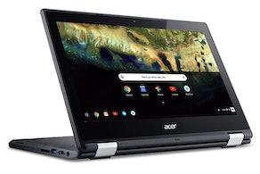Acer Chromebook Celeron N3060 Convertible Laptop, 11.6-Inch